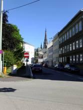 Cesta ke katedrále