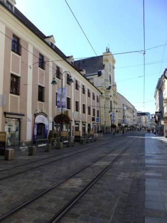Landstraße (Zemská ulice)