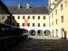Dvůr voršilského kláštera