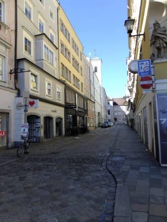 Klosterstraße - Klášterní ulice