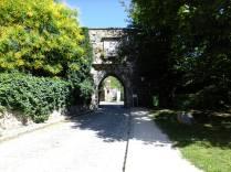 Zámecká brána z roku 1481