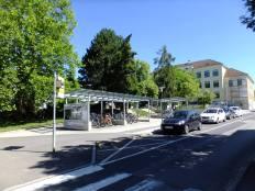Park u školy