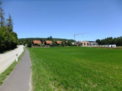 Almesberg-Grasbach - Pomezí