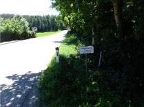 Almesberg-Grasbach - Hranice s Gallneukirchenem