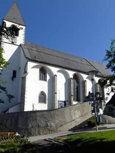Kostel v Kefermarktu