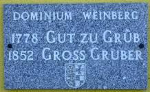 Deska na statku pod Weinbergem