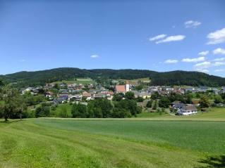 Lasberg od jihu