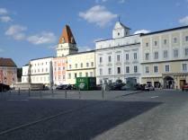 Východní strana náměstí