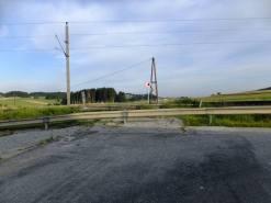 Zrušený přejezd v Summerau