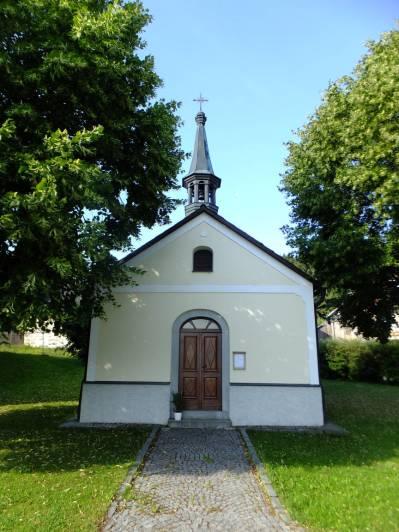 Kaple v Zulissenu