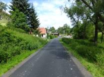 Vstup do vesnice