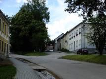 Dolní část náměstí