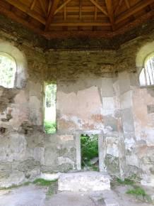 Zmizelý hlavní oltář