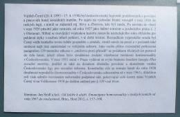 Informace o Vojtěchu Černém